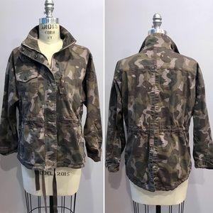 NWOT ANTHRO / MARRAKECH Mauve Camo Jacket